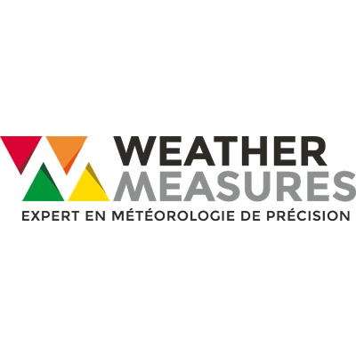 logo WEATHER MEASURES - partenaire de MyEasyFarm