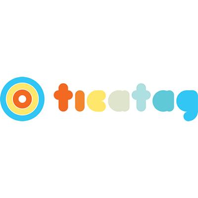 LOGO ticatag - partenaire de MyEasyFarm
