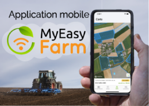 Application mobile MyEasyFarm Driver