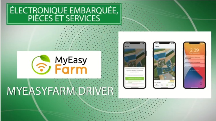 MyEasyFarm nominé au SIMA Innovation Awards