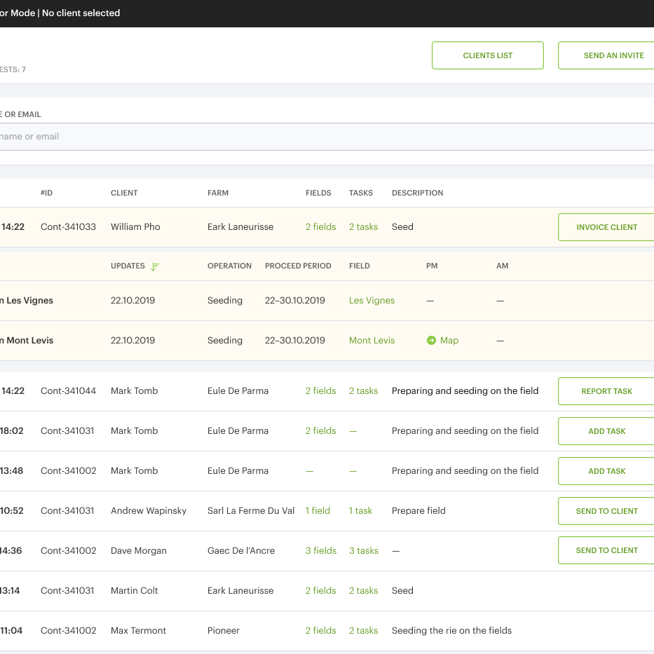 MyEasyFarm Contract Order management - image MyEasyFarm